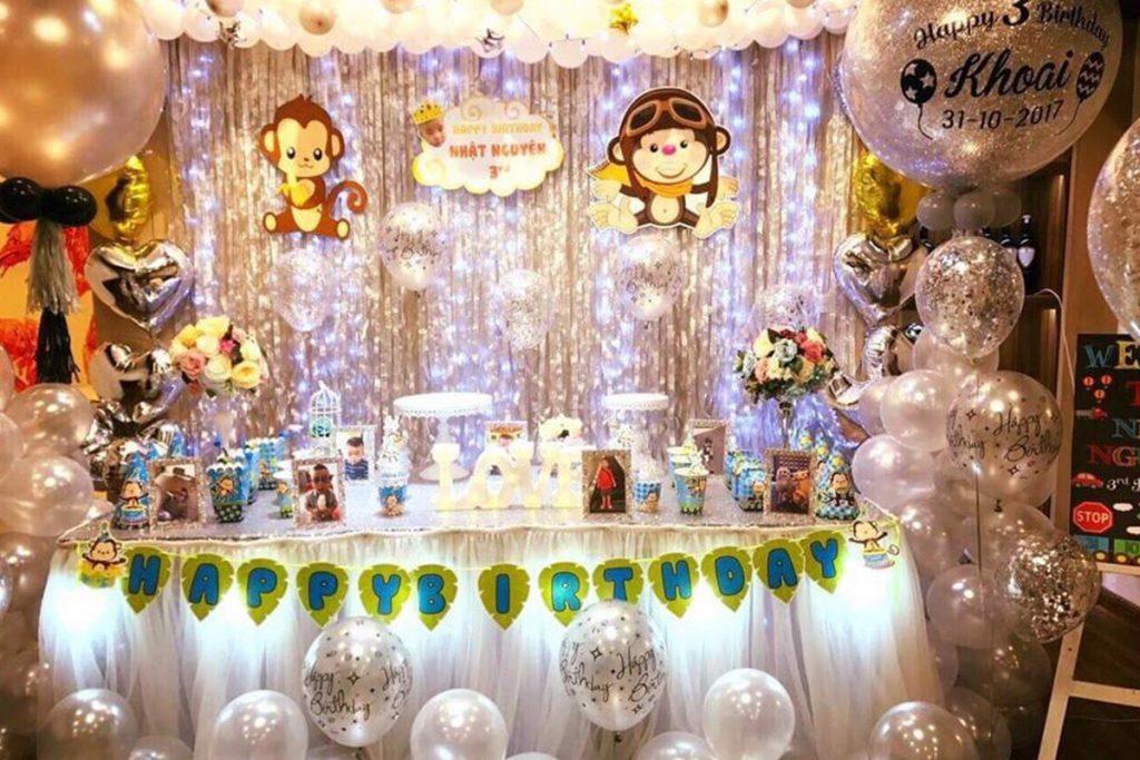 Hướng Dẫn Cách Trang Trí Sinh Nhật Handmade - GO Party